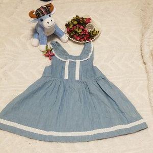 CK Cotton Racerback Girl Dress